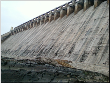 Analysis of Pressures on Nagarjuna Sagar Spillway